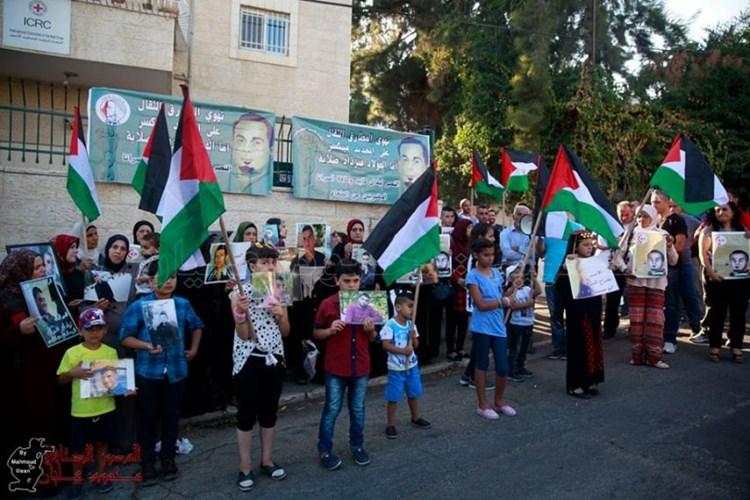 اسرای فلسطینی