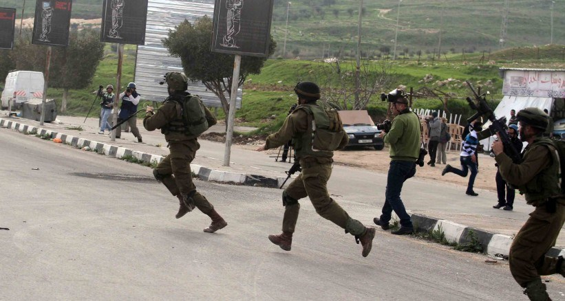 شهادت جوان فلسطینی