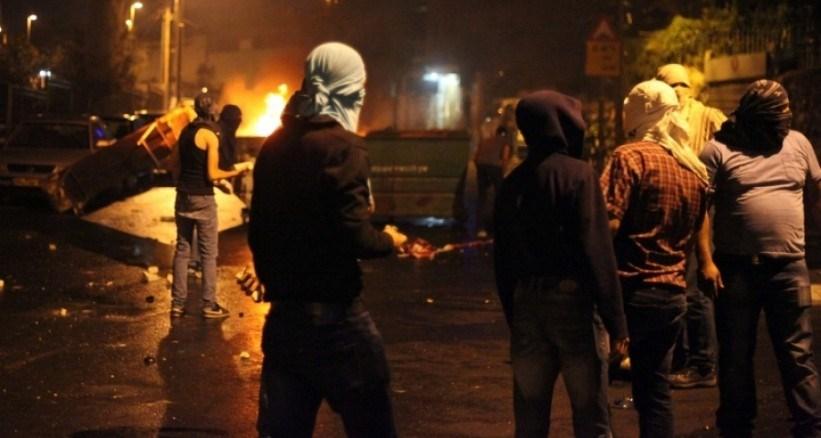 درگیری فلسطینیان با نظامیان صهیونیست