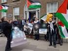 تجمع همبستگی با اسرای فلسطینی در ایرلند