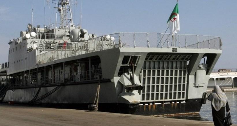 کشتی الجزایری