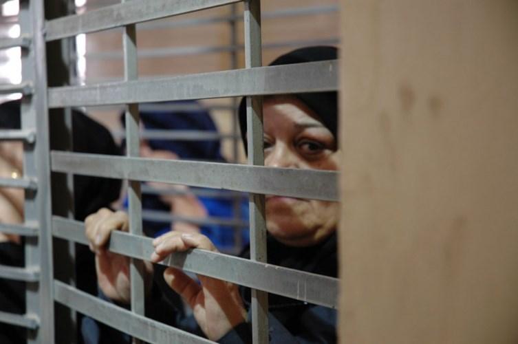 مادران اسیر فلسطینی