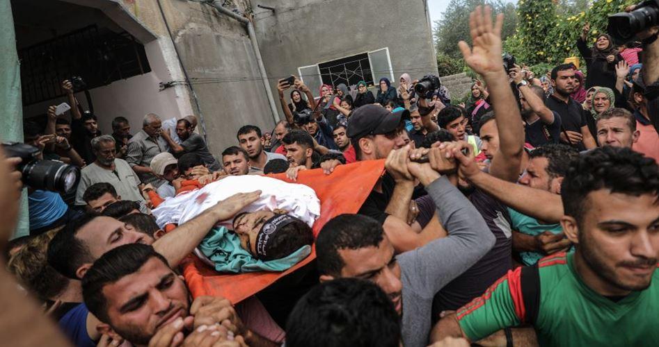تشییع فلسطینی