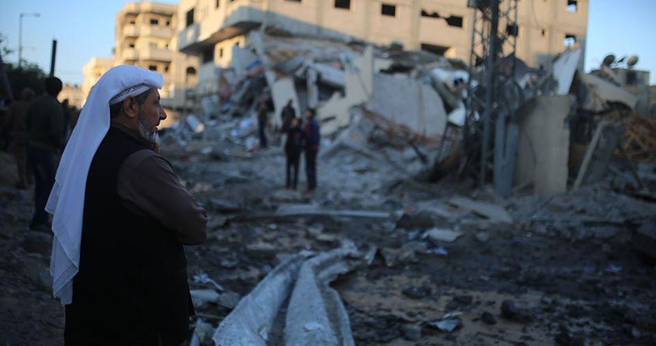 تجاوزات رژیم صهیونیستی به غزه