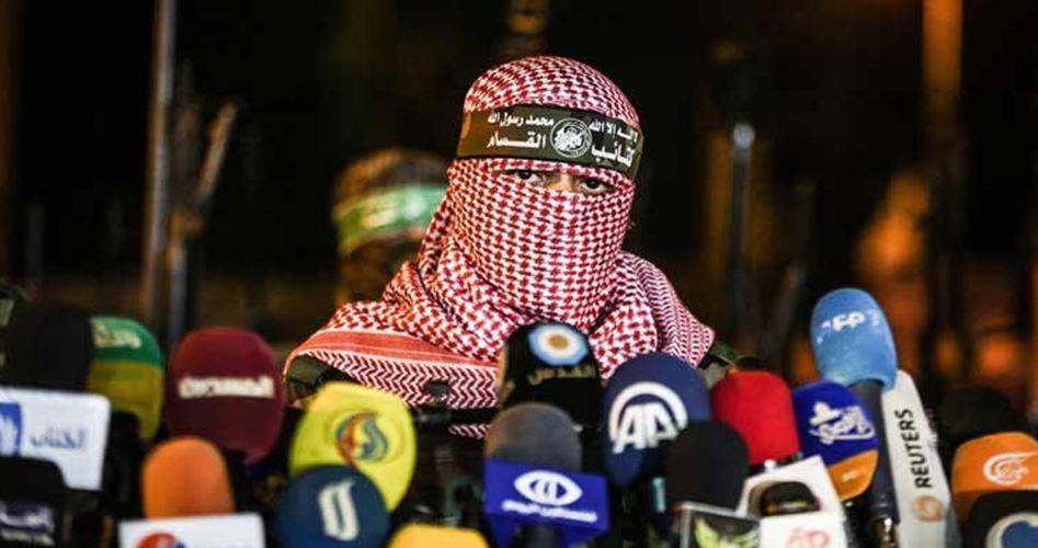 ابو عبیده سخنگوی گردان های قسام